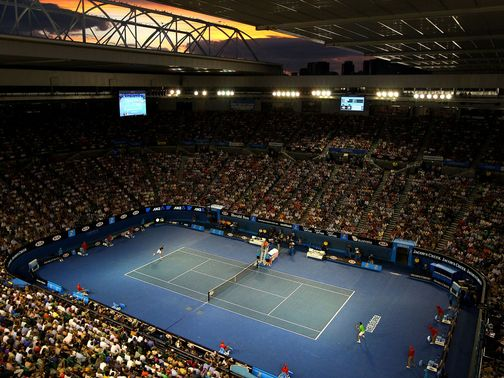 Rod Laver Arena: Witnessed the longest major final of all time in 2012
