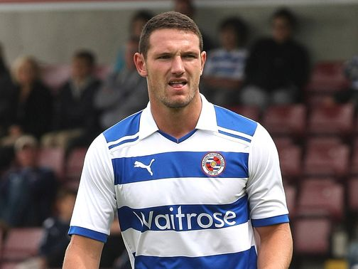 Sean Morrison: Catching the eye in Reading defence