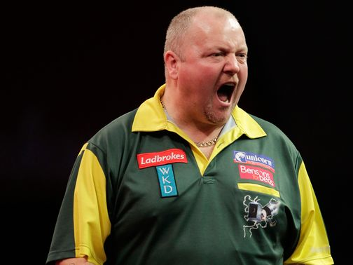 Andy Hamilton: Lost in last year&#39;s final
