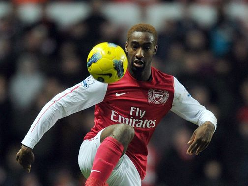 Johan Djourou: Could be set for a loan move to Hannover