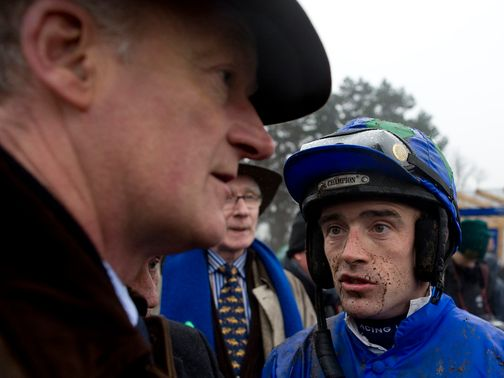 Mullins and Walsh: Winning combination