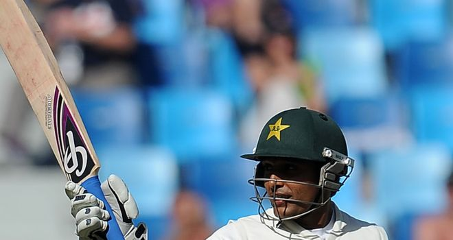 Adnan Akmal: Seeing rewards from the hard work he has done in the nets