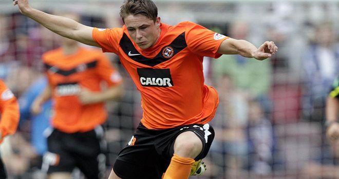Scott Allan: West Brom midfielder has joined Portsmouth on a month-long loan deal