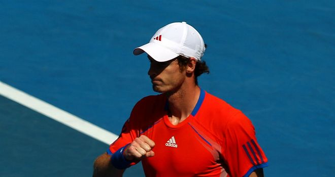 Andy Murray: Blew away Kei Nishikori in straight sets.
