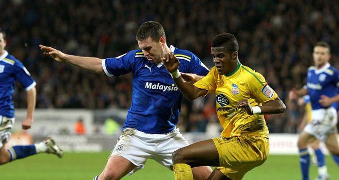 Anthony Gerrard: Cardiff City defender is set to join Championship rivals Huddersfield Town