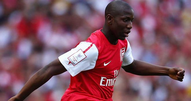 Benik Afobe: Will spend this season on loan with Bolton