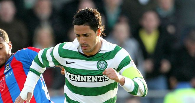 Beram Kayal: Setting his sights on return to action in time for Scottish Cup final