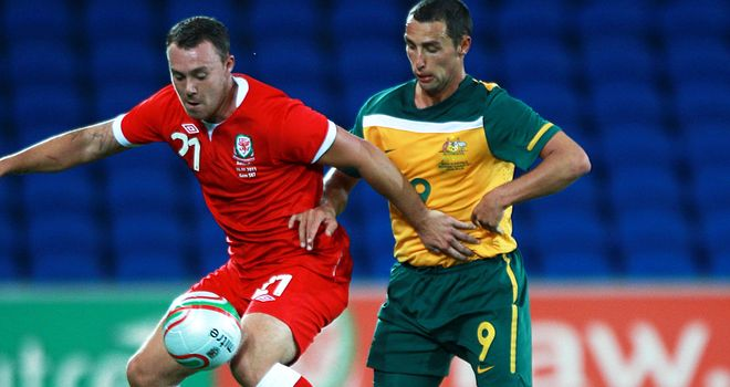 Darcy Blake: Hopes Wales are back on the road to Brazil 2014