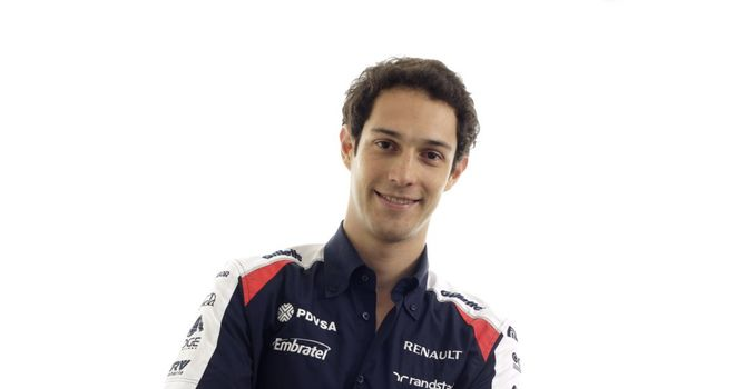 Bruno Senna: Intends to extract the maximum performance from Williams' 2012 car