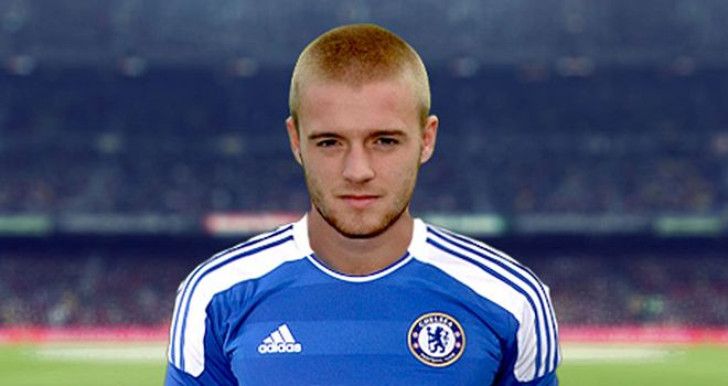 Conor Clifford: The young midfielder has been handed a new deal at Chelsea