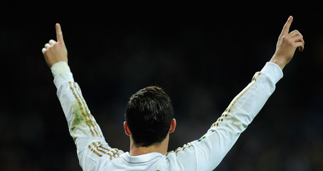 Cristiano Ronaldo: Hat-trick hero helped Real Madrid to a 4-2 win over Levante