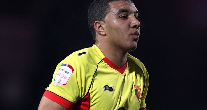 Troy Deeney: Praised by Watford boss Gianfranco Zola
