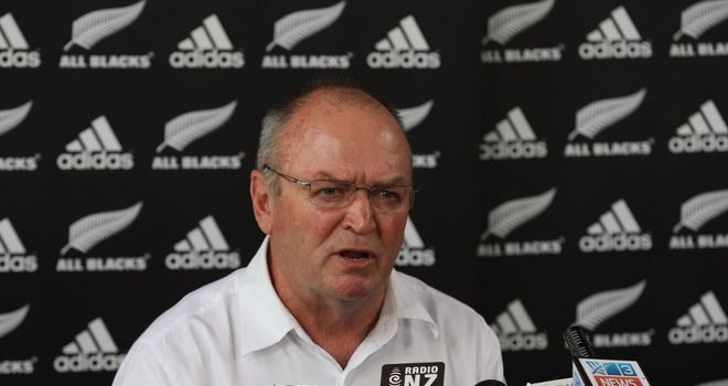 Graham Henry: Will mentor the next generation of New Zealand coaches