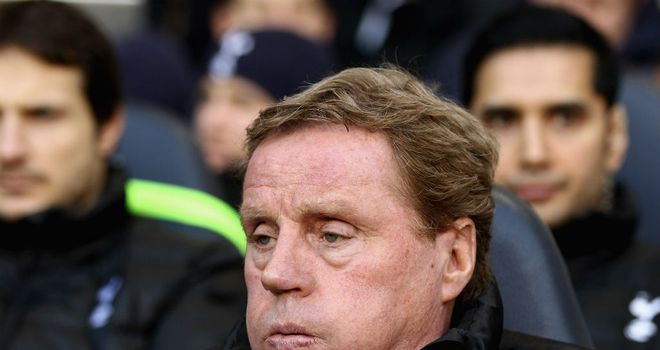 Harry Redknapp: Tottenham boss has denied charges of tax evasion