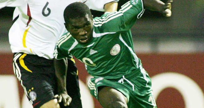 Rabiu Ibrahim: No place in Nigeria squad for Kilmarnock new boy