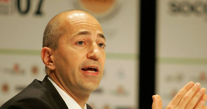 Ivan Gazidis: Wants to see more youngsters offered an opportunity to shine