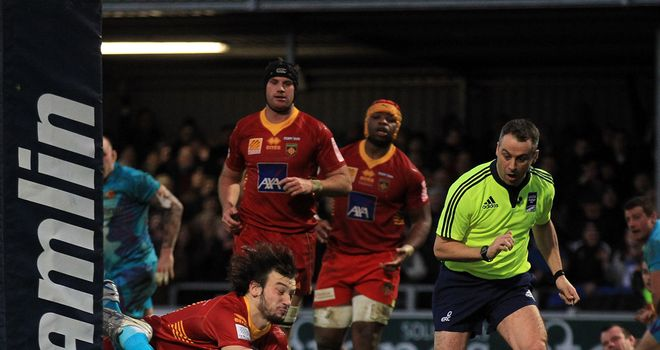 Perpignan: Continuing to recruit for next season