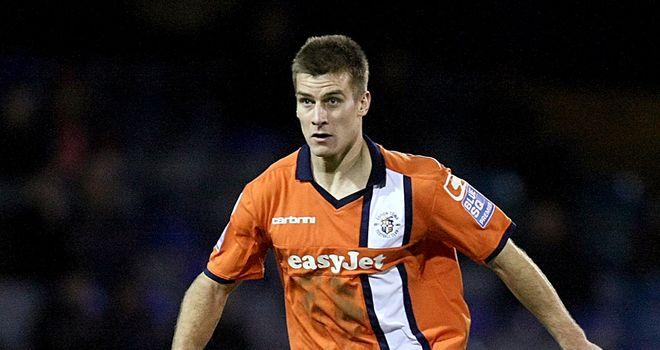 Kovacs: Both goals for Hatters