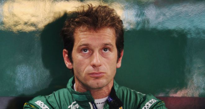Jarno Trulli: Says there is no system in place in Italy to help young drivers