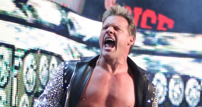 Chris Jericho will appear on Smackdown on Friday night