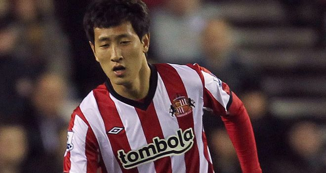 Ji Dong-Won: Could be loaned out by Sunderland in January