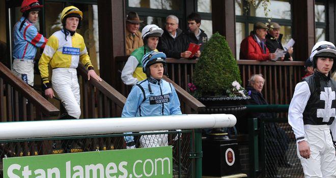 Jockeys: Pay rise agreed