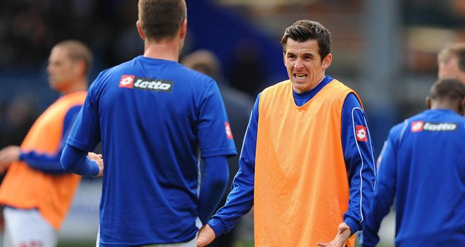 Joey Barton: Believes QPR should not waste time feeling sorry for themselves