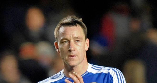 John Terry: Chelsea defender is currently being investigated for alleged racist remarks against Anton Ferdinand