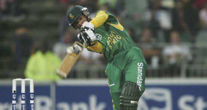 Justin Ontong: Unbeaten 51 to defy Pakistan
