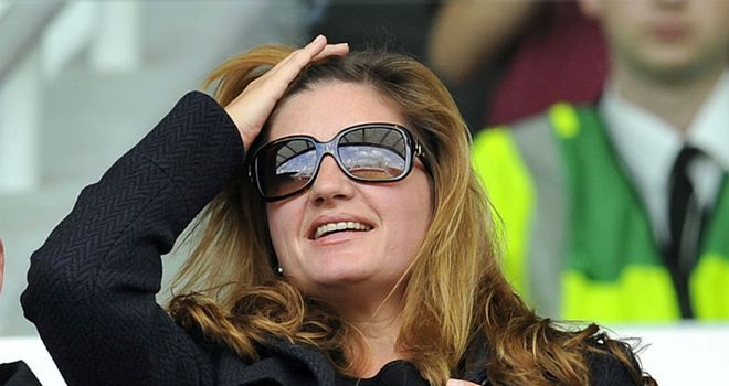 Karren Brady: West Ham's vice-chairman believes moving to Stratford is crucial for club's development.