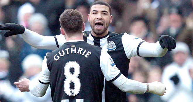 Leon Best: The Blackburn Rovers man followed Danny Guthrie out of Newcastle United this week