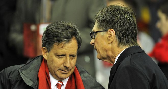 Tom Werner: Felt Damien Comolli was not the man to implement Liverpool's strategy