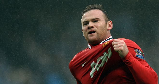 Wayne Rooney: Double helped United to victory in a Manchester derby that will live long in the memory