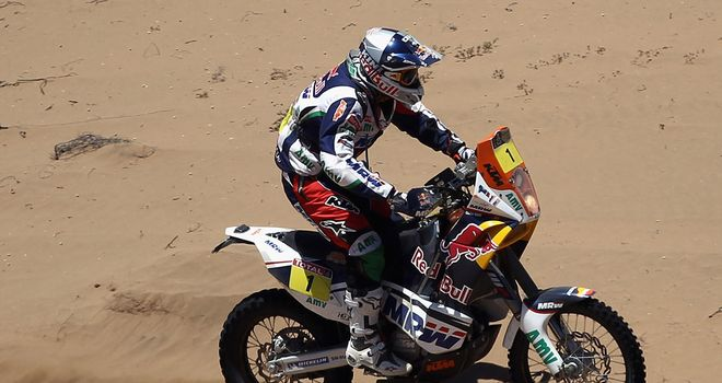 Marc Coma: Motorbikes star's absence from Dakar is a big blow