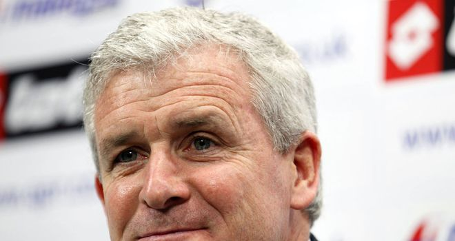 Mark Hughes: Is confident he can turn QPR into a contender
