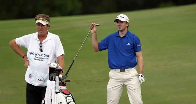 Martin Laird: Can he make Europe's 2012 Ryder Cup team?