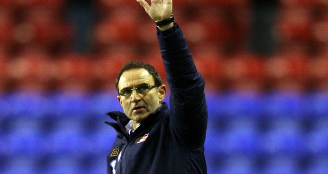 Martin O'Neill: The Sunderland boss has no plans to offload any of his players during the transfer window