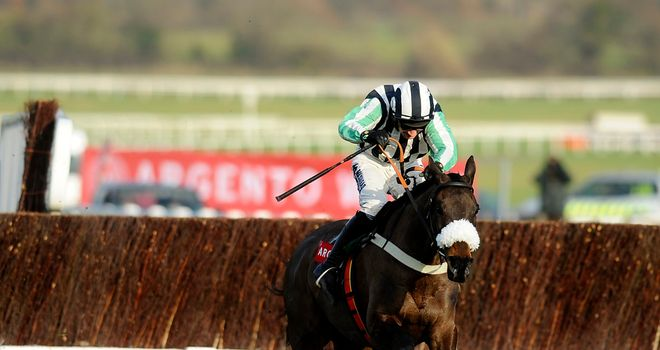 Midnight Chase: Set to return at Wetherby for the Charlie Hall Chase