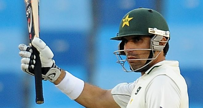 Misbah-ul-Haq: Misses first Test