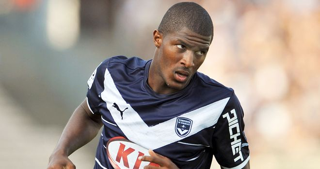 Anthony Modeste: Back with Bordeaux after failing to shine during a loan spell at Blackburn