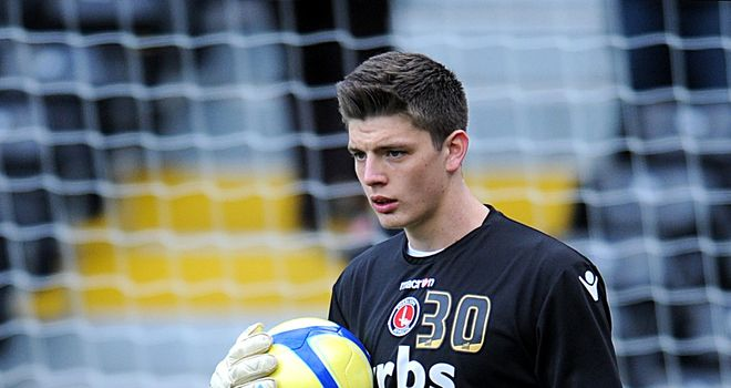 Nick Pope: Set to sign new deal at Charlton