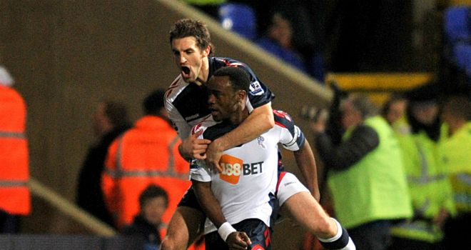 Nigel Reo-Coker: Unhappy with the manner of Bolton's defeat to Chelsea at Stamford Bridge