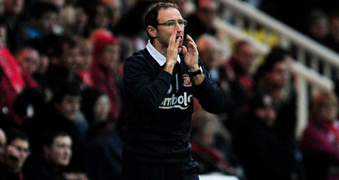 Martin O'Neill: Feeling confident ahead of Sunday's derby at Newcastle