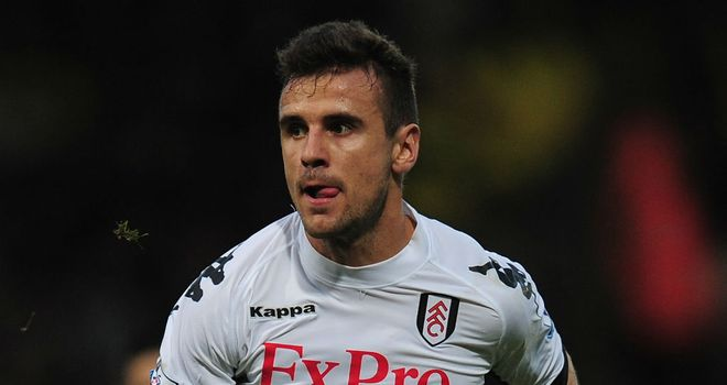 Orlando Sa: Left Fulham by mutual consent after just one season at Craven Cottage