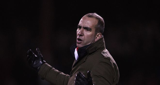 Di Canio: Looking at fresh talent