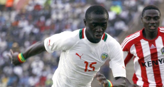 Papiss Cisse: Senegal striker may be blocked from playing against Swansea