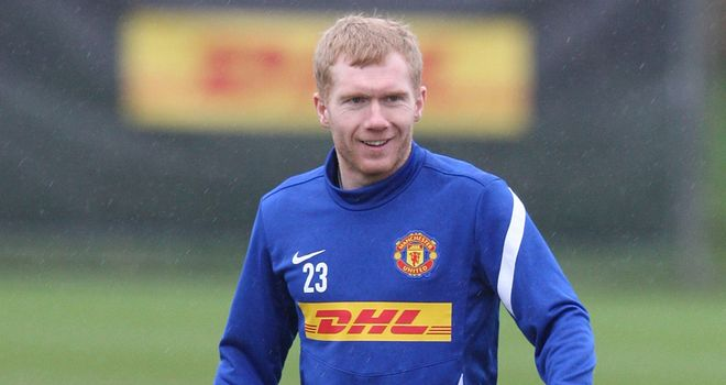 Paul Scholes: Won 66 England caps before retiring after Euro 2004