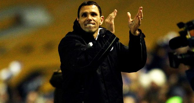 Gus Poyet: Delighted with the progress being made by Torbjorn Agdestein