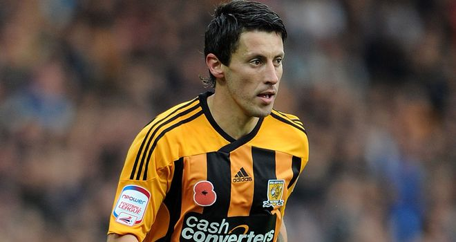 Robert Koren: Voted Hull City's Player of the Year by the club's supporters