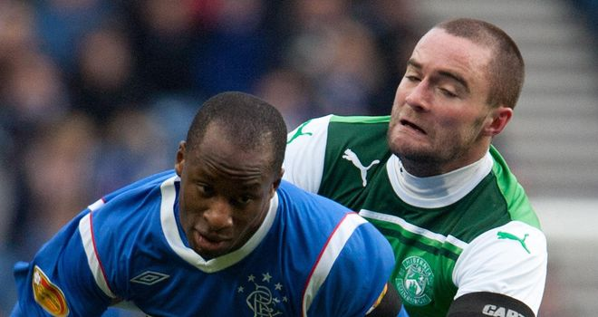 Sone Aluko: Predicts SPL title race will go down to the wire